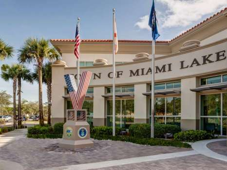 Michael Pizzi is currently back in charge as current mayor of Miami Lakes.