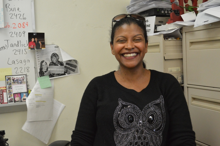 Mrs. Erica Evans: Teacher of theYear