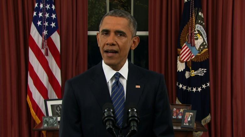 Tired and Lifeless, President Obama Addresses the San BernardinoShooting