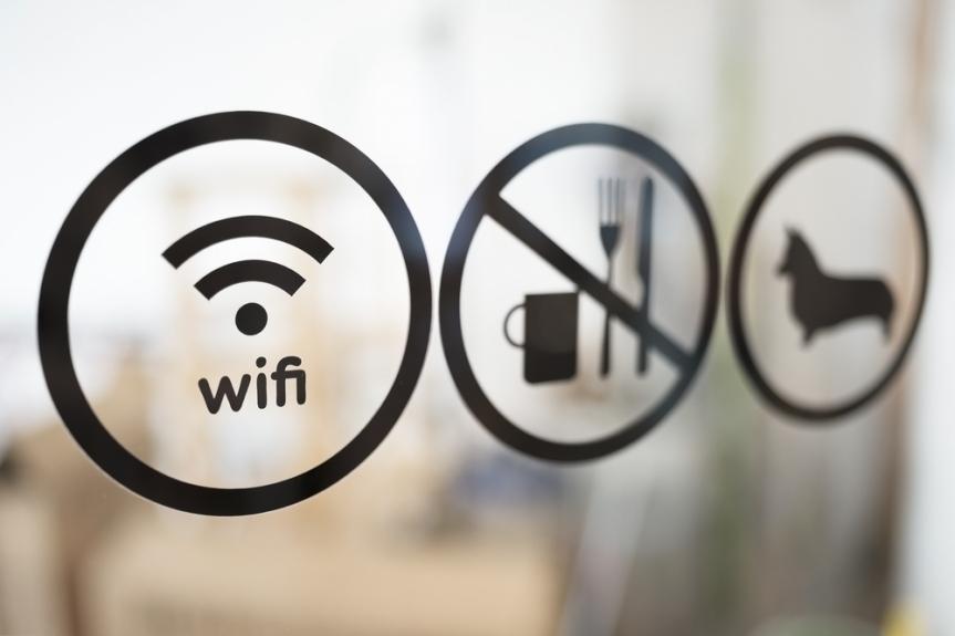 Allergic to WiFi