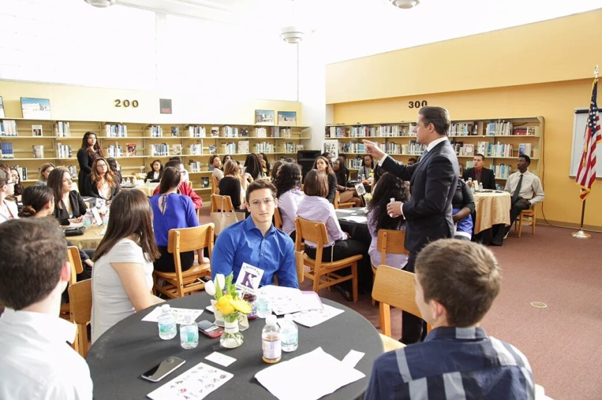 Superintendent's Round Table 2016
