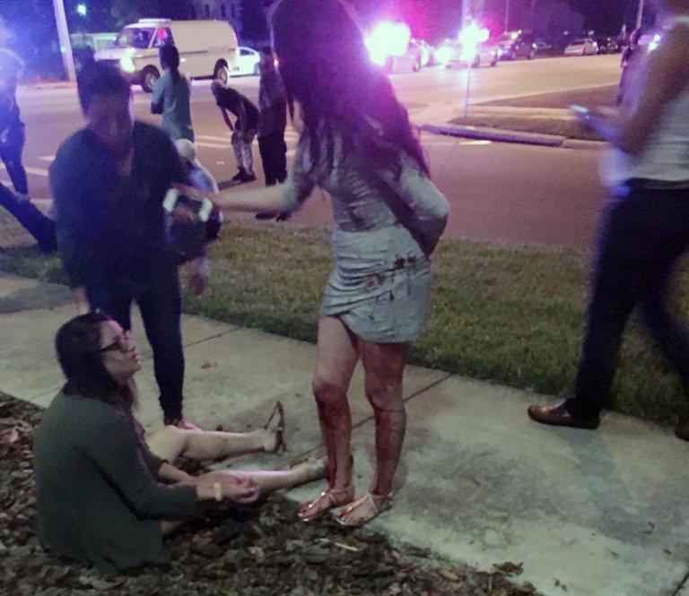 Orlando Massacre: Over 100 people shot; 50dead