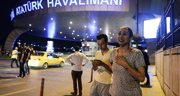 Istanbul Terror Attack Leaves 41Dead