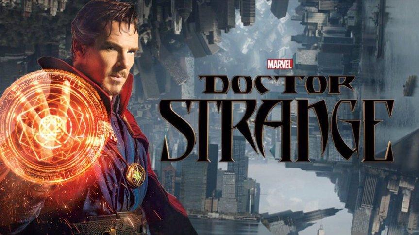 Marvel's Latest Release: DoctorStrange