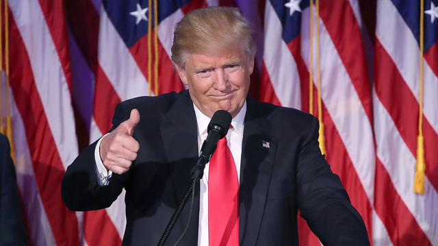 Trump's Triumph: How Nations Around the World are Reacting to Trump'sVictory