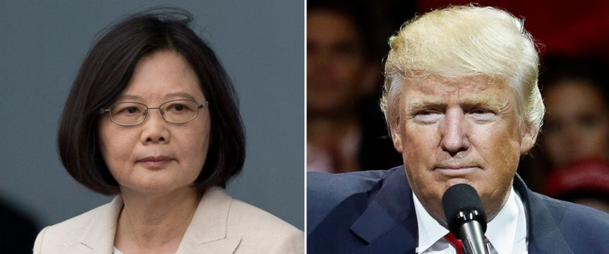 What the Taiwan-Trump Call Means for the U.S., Taiwan, and China