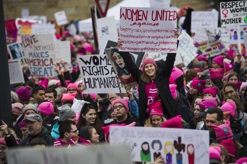 Women's March on Washington Spreads Around theWorld