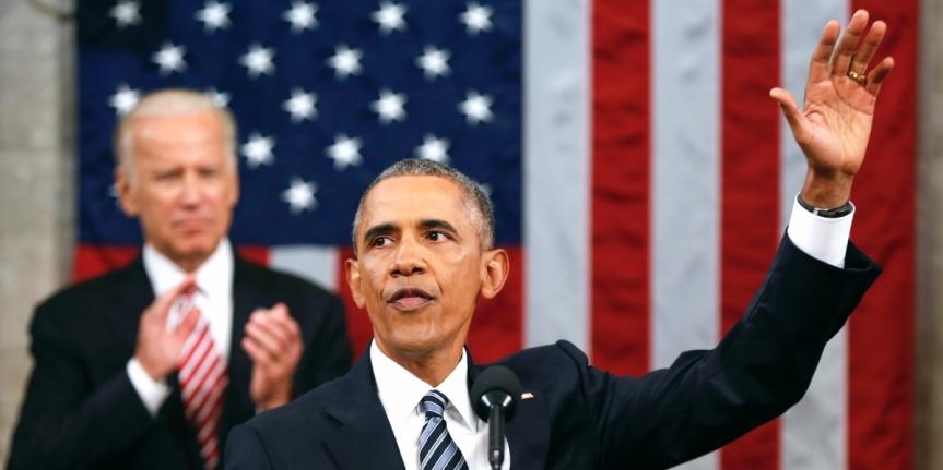 Obama's Final Moments asPresident