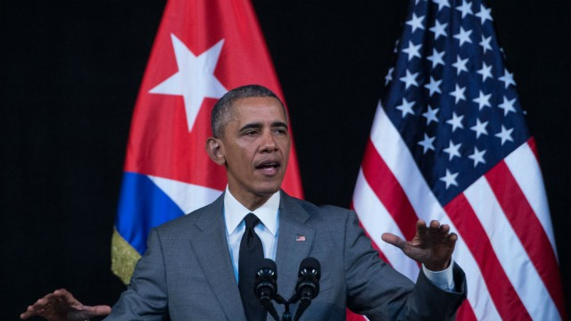 Obama Ends Wet Foot, Dry FootPolicy