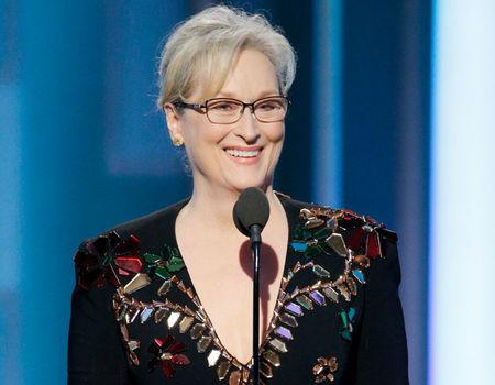 Streep's Golden Globes Speech Gets Political;  President-elect TrumpReacts