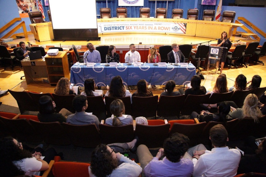 Student Social Media JournalismForum