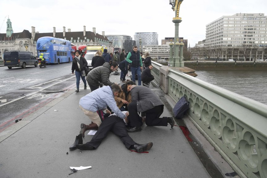 Identity of Wednesday's London AssailantRevealed