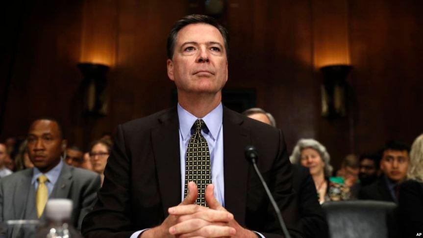 President Trump Fires FBI Director James B.Comey
