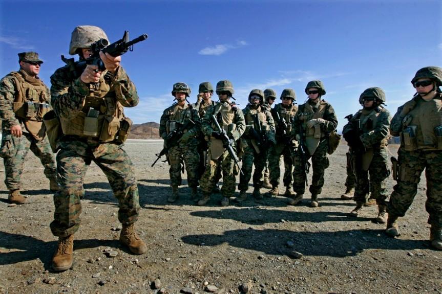 The Marine PhotoScandal