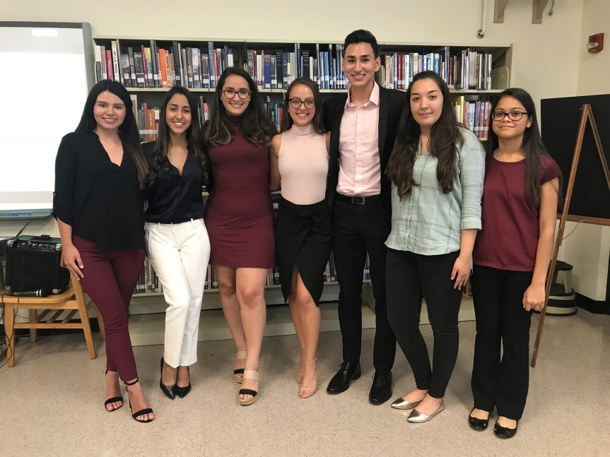 Another Year of Successful Capstones for Miami Lakes Educational Center's JournalismSeniors