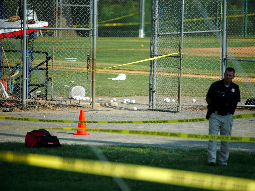 Victims Still in Critical Condition After Wednesday's VirginiaShooting