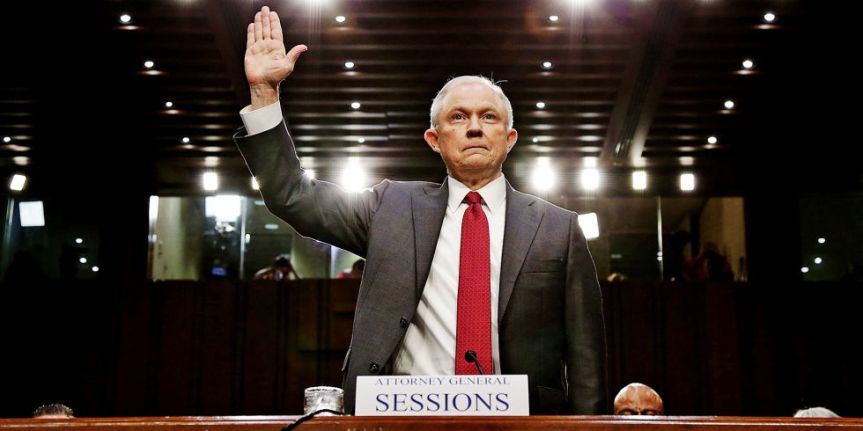 Jeff Sessions: Protector of the Law, or President Trump?