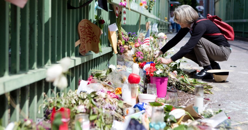 Portland Stabbing: A Shed of Humanity in a Crime ofHate