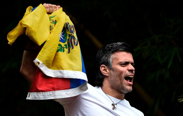 Venezuelan Politician, Leopoldo López, Released From Prison And Now On House Arrest