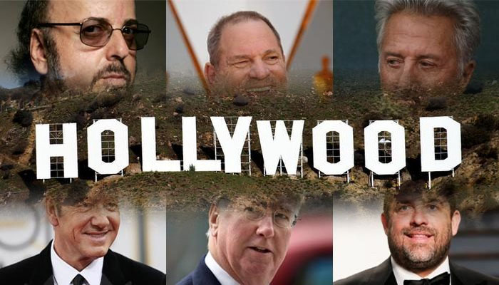Hollywood Is Now All About Sexual Assault