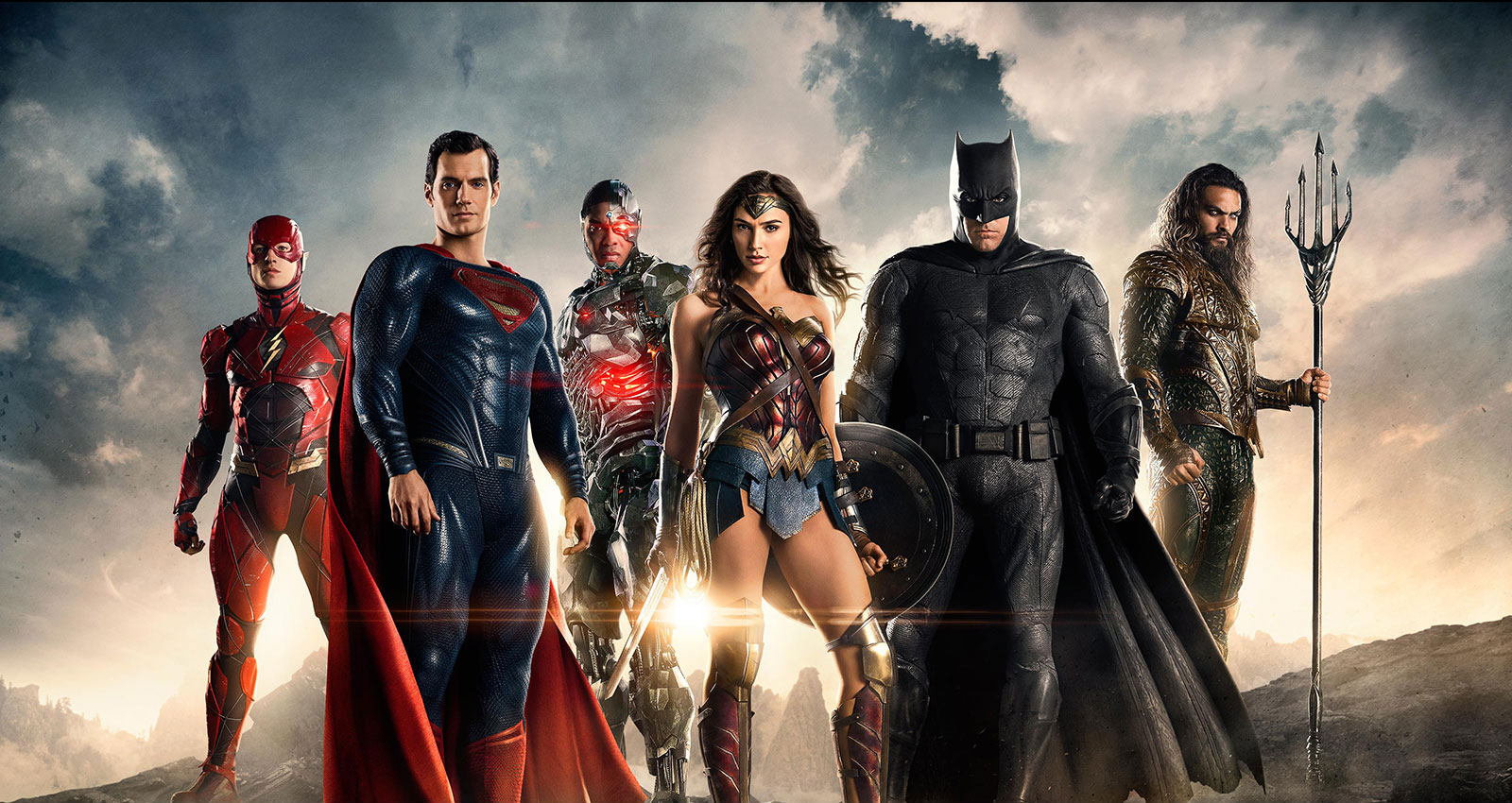 Justice League Review (WARNING: spoilers)