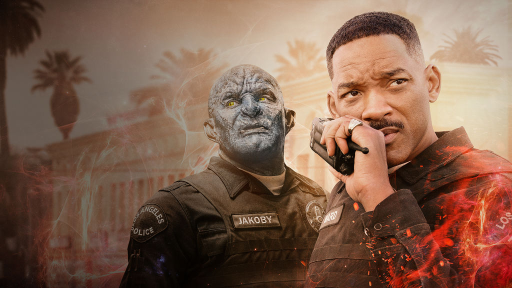 Will Smith's Netflix Original Bright Is Actually Pretty Dark