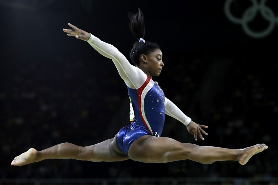 "How Many More: Simone Biles says ""Me Too"" to Assault"