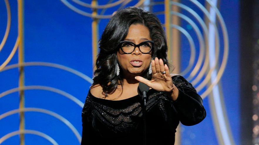 The Golden Globes Got Political