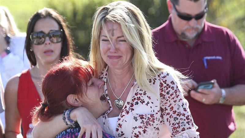 BREAKING: 17 Killed in Florida School Shooting