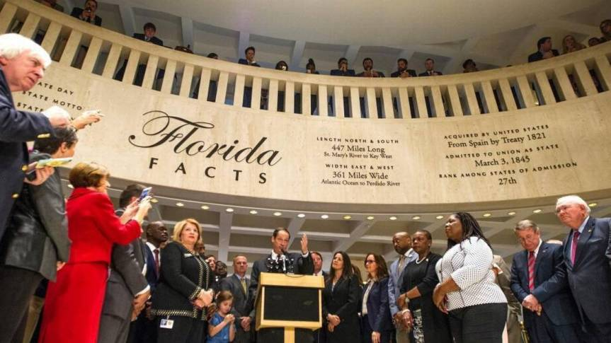 Funding Per Pupil in South Florida Hits the LowTide