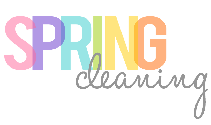 Spring Cleaning YourLife