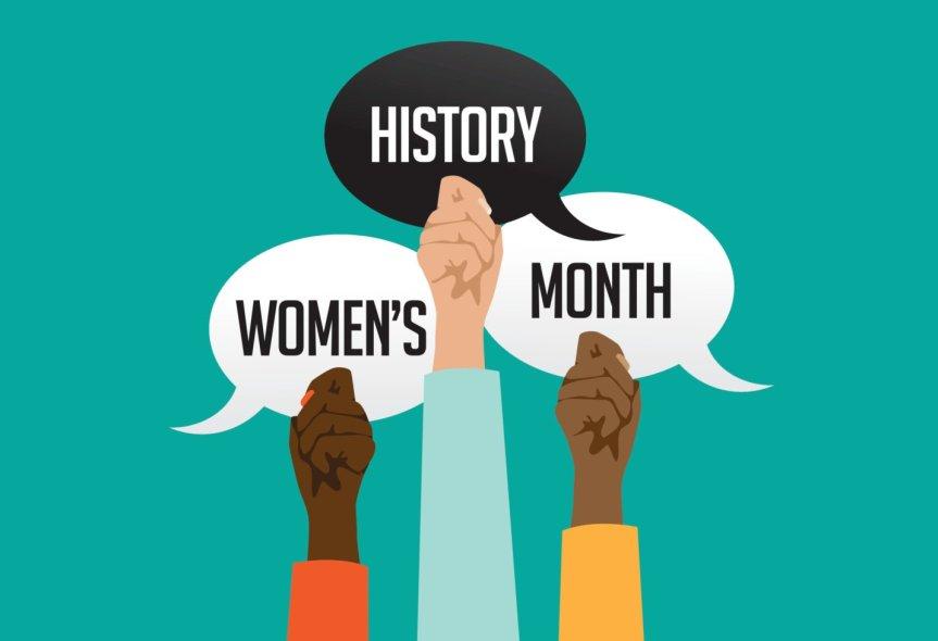 Women's History Month: AnAbsurdity