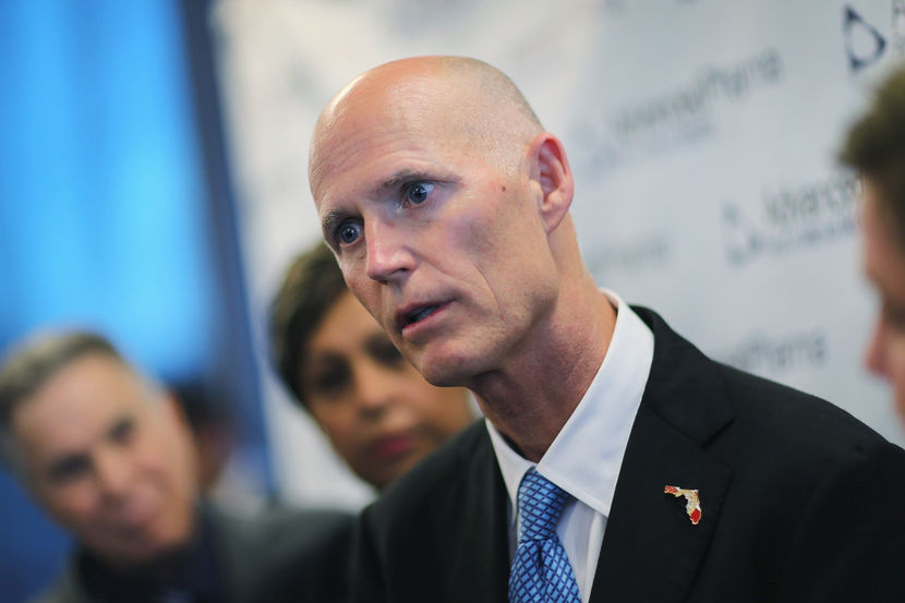 Rick Scott Is Not The Senator Anybody Wants