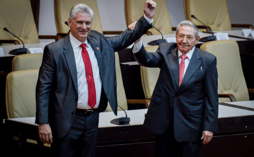 Miguel Diaz-Canela: An End to the Castro Dynasty or A Continuation?