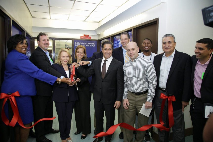 The Ribbon is Cut: MLEC Introduces a New Strand