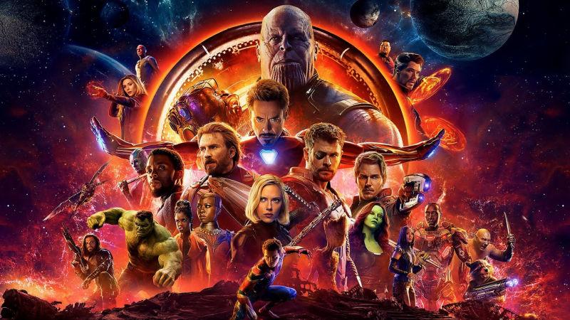 'Avengers: Infinity War': Devastation with aCliffhanger
