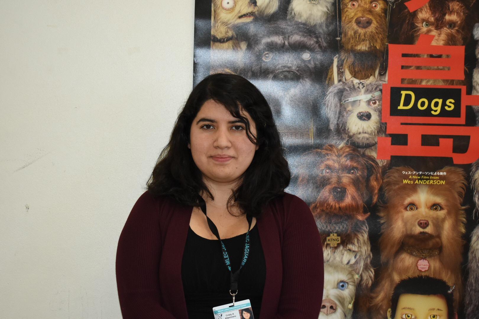 Meet the Newest Jaguar: Ms. Altamirano