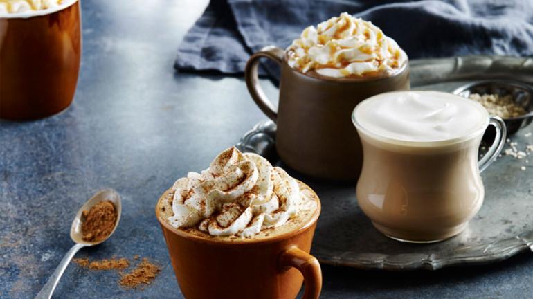 Fall Drinks have Returned at Starbucks